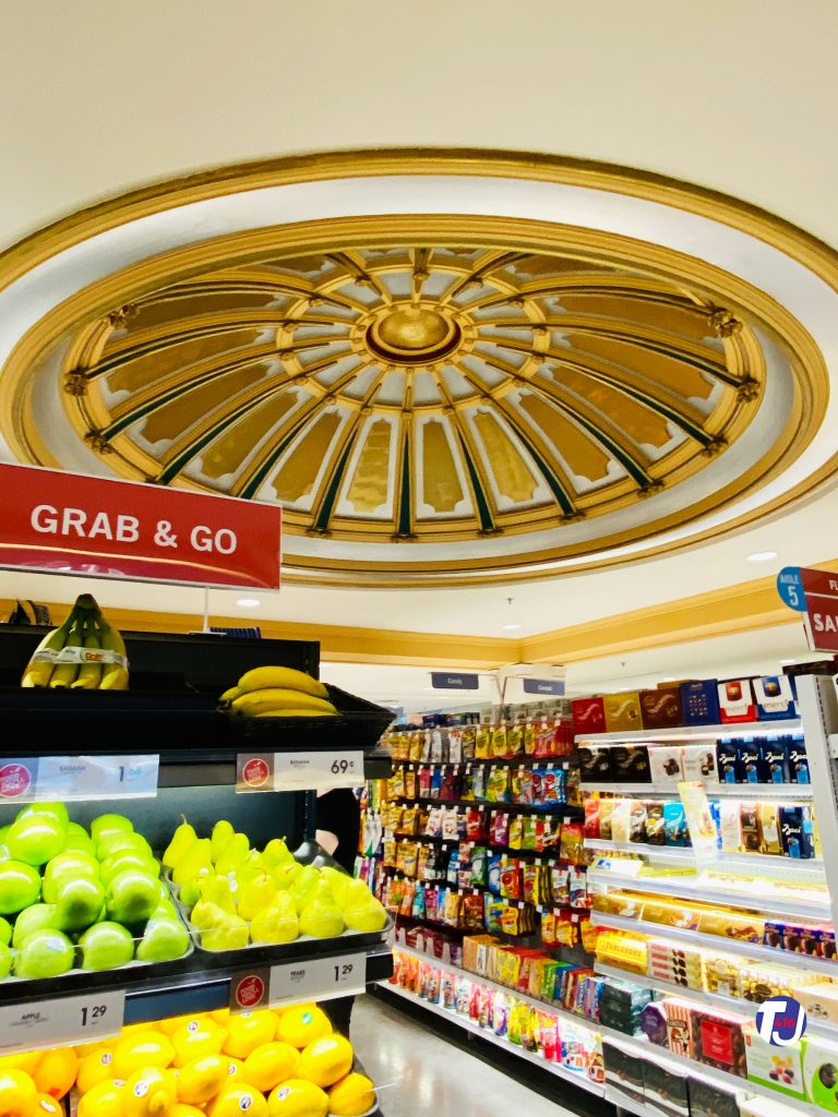 2020 - Medallion at the Runnymede Theatre, now Shoppers Drug Mart