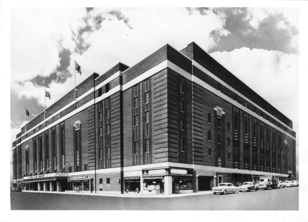 1950's - Maple Leaf Gardens