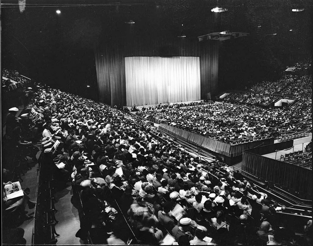 1950's - A Metropolitan Opera concert