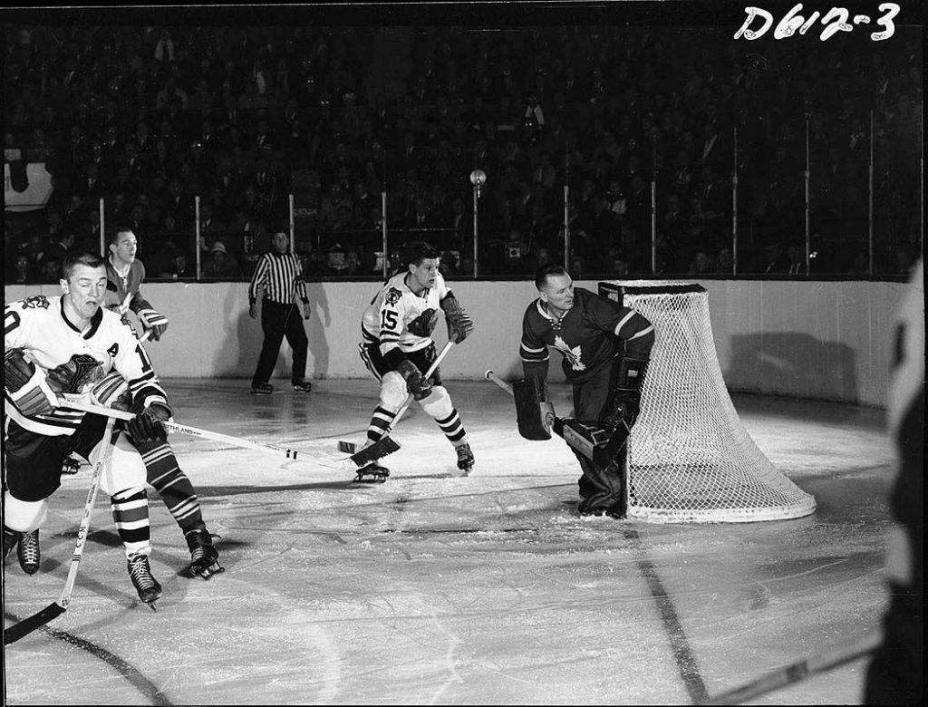 1940/70 - Toronto Maple Leafs vs Chicago Black Hawks