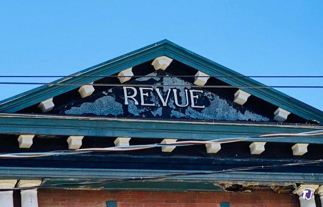 2021 - Pediment at the Revue Cinema