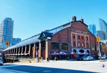 St Lawrence Market at 93 Front St E in Toronto (2020)