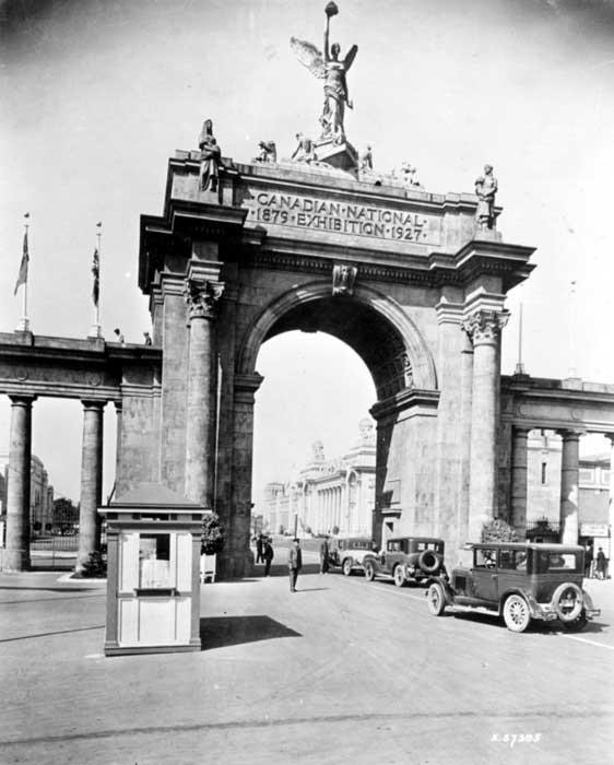 1927 - The Princes' Gates