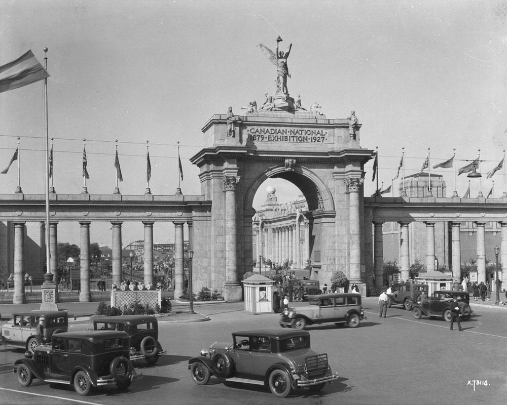 1931 - The CNE and Princes' Gates