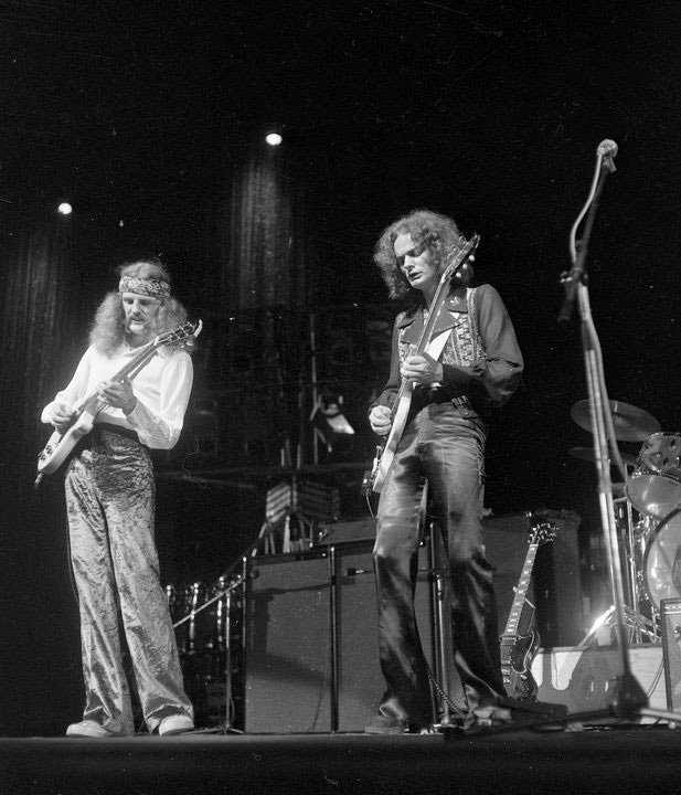 1973 - April Wine performing at The Ex
