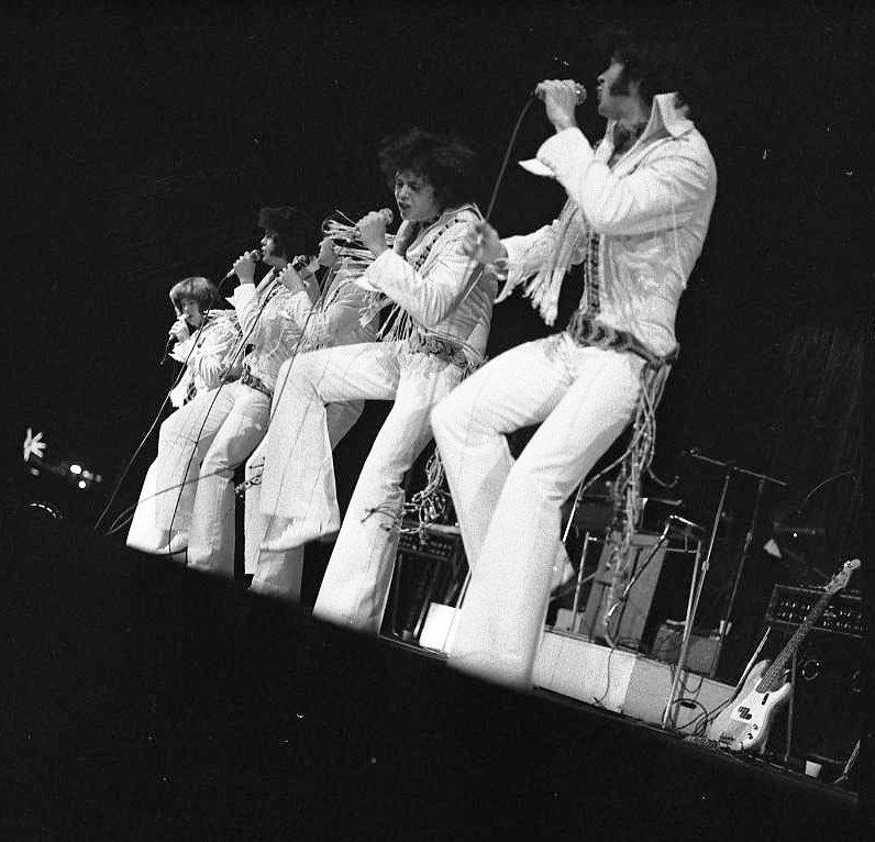 1971 - The Osmonds at Exhibition Stadium