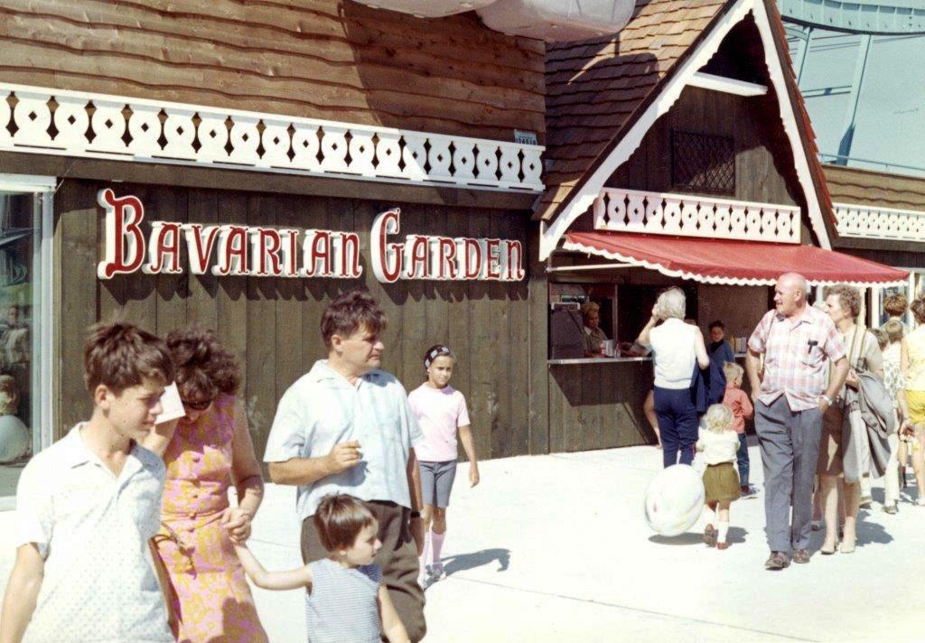 1968 - Bavarian Gardens at The Ex