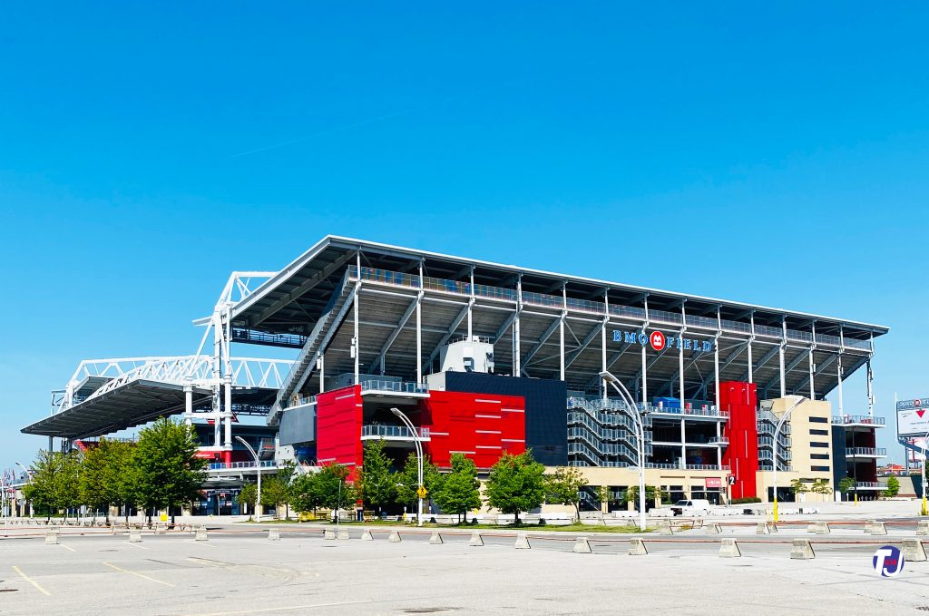 2020 - BMO Field at Exhibition Place