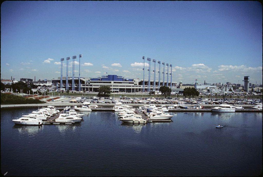 1985 - North Marina and Exhibition Stadium