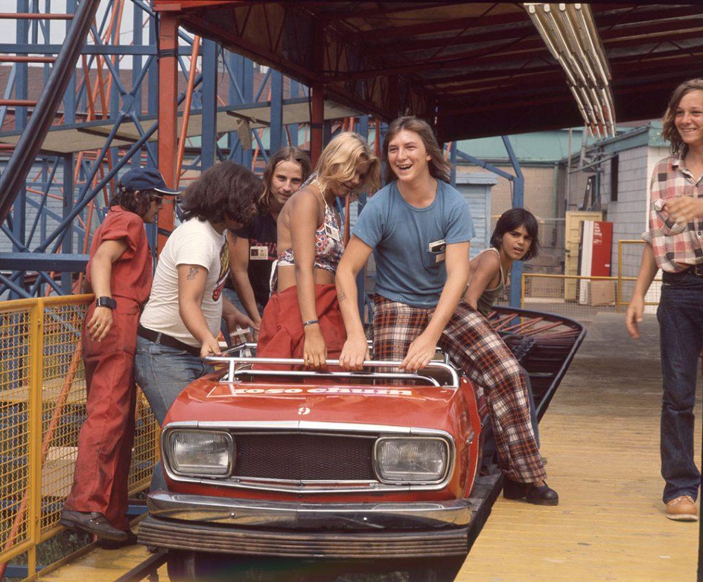 1970's - CHUM Wild Cat ride