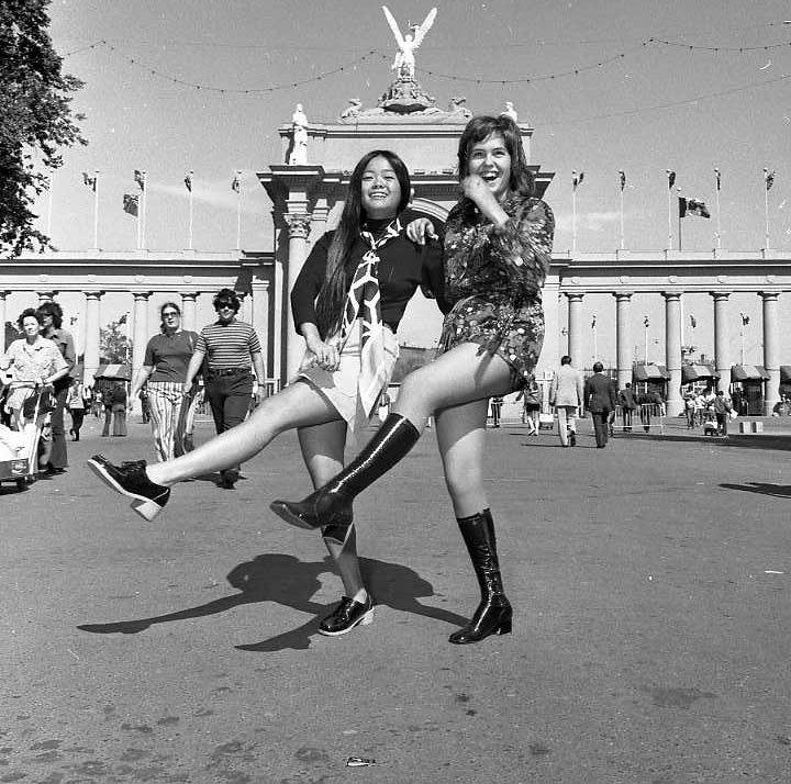 1971 - Fun at the CNE and Princes' Gates