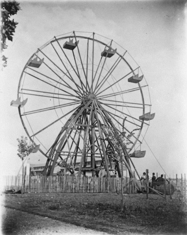 1900 - Ferris Wheel at the CNE