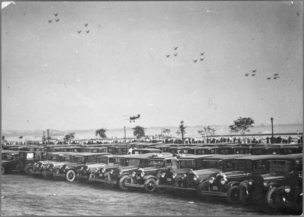 1907 - Air Show at the Canadian National Exhibition