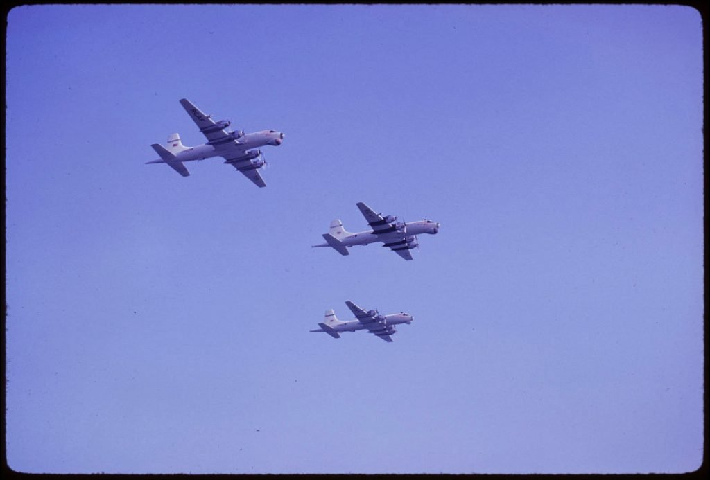 1961 - Canadian International Air Show at The Ex
