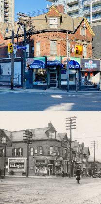 2020/1930's - Avenue Rd & Davenport Rd, northwest corner