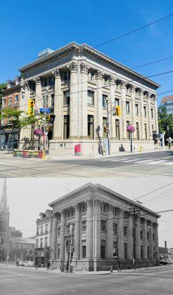 2020/1972 - Greenspan Partners LLP/CIBC at King St E & Jarvis St, northwest corner