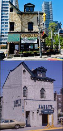 2020/1972 - O'Grady's Restaurant/Harry's Steak House at 518 Church St
