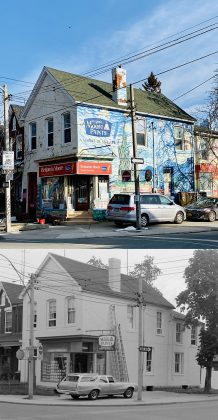 2020/1972 - The Paint Store at 107 Baldwin St