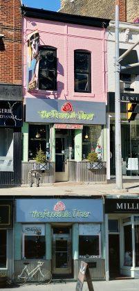 2020/1980's - The Rosedale Diner at 1164 Yonge St