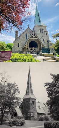 2019/1915 - Chapel of St James-the-Less National Historic Site of Canada at 635 Parliament St