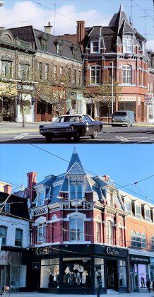 1972/2020 - Book Store/Aritzia at 280 Queen St W