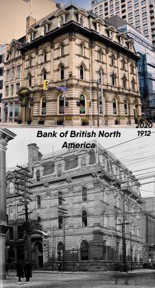 2020/1912 - Irish Embassy Pub & Grill/Bank of British North America at 49 Yonge St