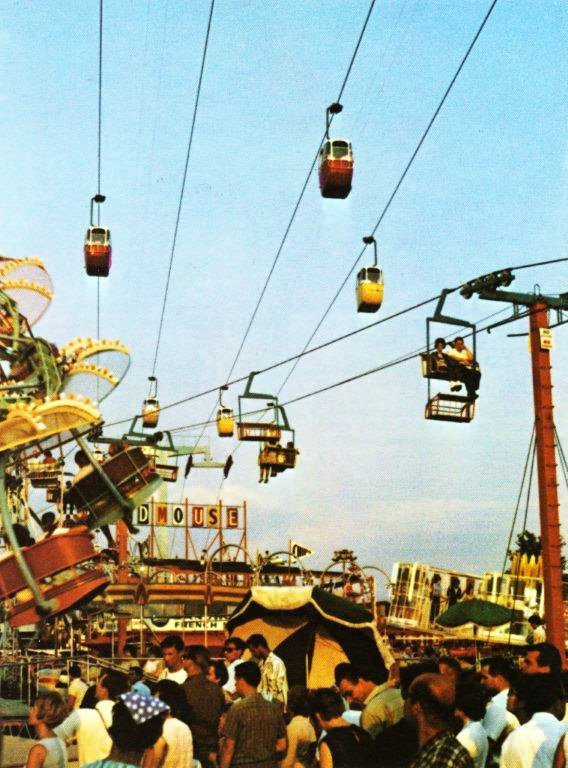 1968 - The Alpine Way and rides