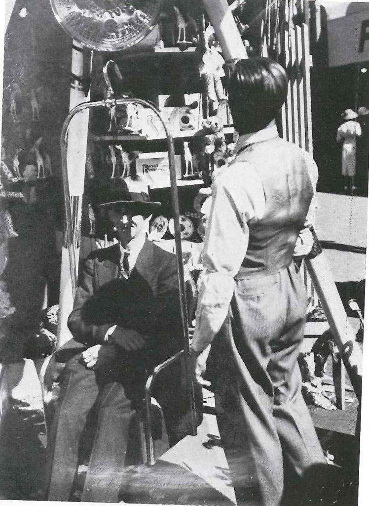 1935 - Weight guesser
