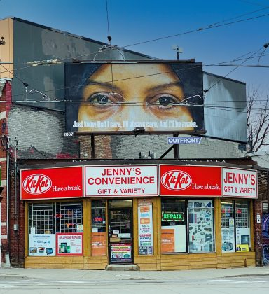 2020 - Jenny's Convenience at 401 Parliament St