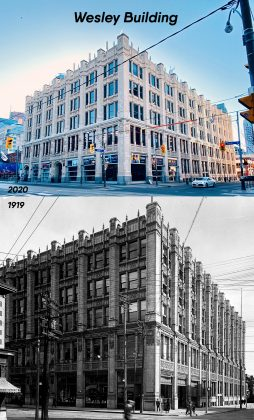 2020/1919 - Bell Media/Wesley Building at 299 Queen St W