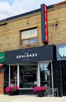 2020 - The Donlands Diner at 417 Donlands Ave