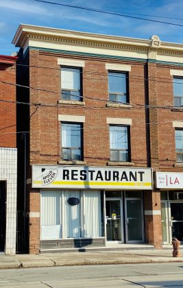 2019 - Apollo Eleven Restaurant was at 1093 Bathurst St – now closed