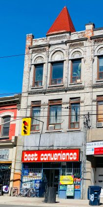 2021 - Best Convenience at 1410 Queen St W