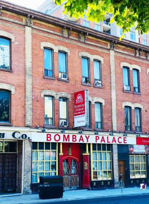 2020 - Bombay Palace at 71 Jarvis St