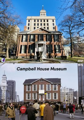 2021/1972 - Campbell House Museum at 160 Queen St West
