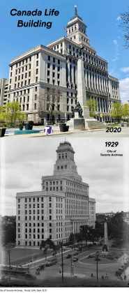 2020/1929 - Canada Life Building at 330 University Ave