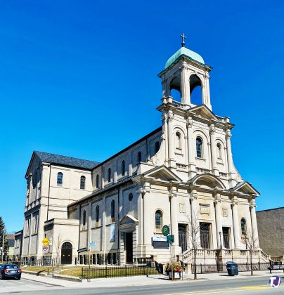 2020 - Church of the Holy Name at 71 Gough Ave (at Danforth Ave)