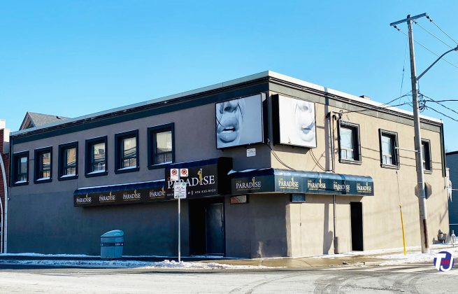 2020 - Club Paradise at 1313 Bloor St W