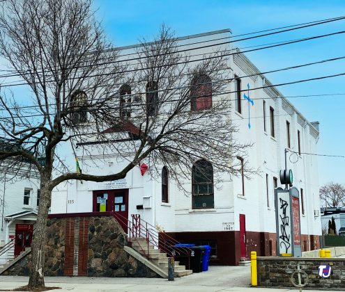 2020 - Debre Selam St Michael Church at 125 Broadview Ave (north of Queen St E)