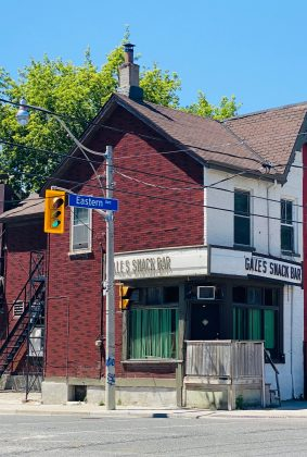 2020 - Gale's Snack Bar at 539 Eastern Ave