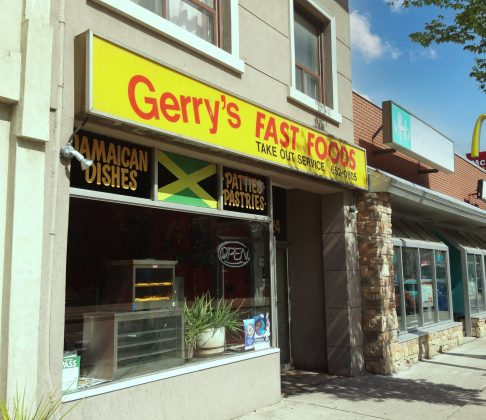 2019 - Gerry's Fast Foods at 724 St Clair Ave W