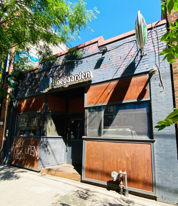 2020 - Hoegaarden at 242 King St E
