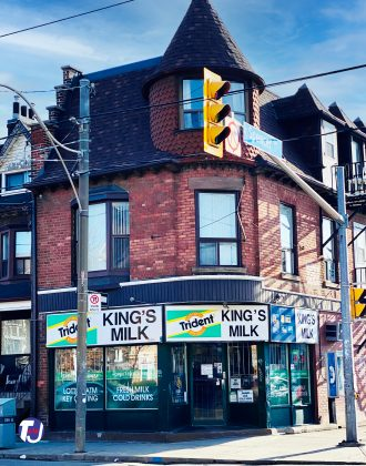 2019 - King's Milk & Grocery at 1265 King St W