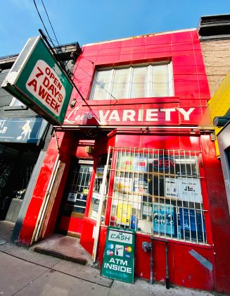 2019 - Lee's Variety at 1578 Queen St W