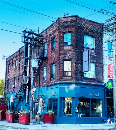 2020 - Noce at 875 Queen St W