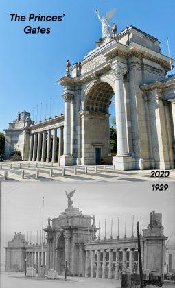 2020/1929 – The Princes' Gates at Exhibition Place