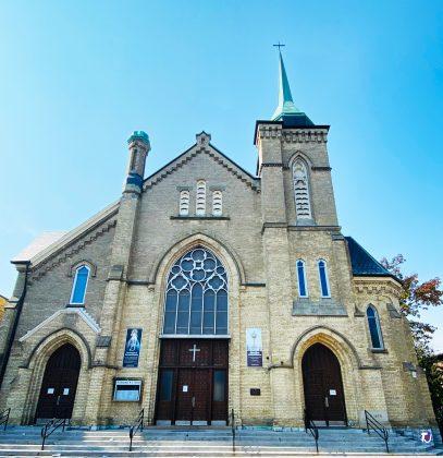 2020 - St Stanislaus Kostka Church at 12 Denison Ave