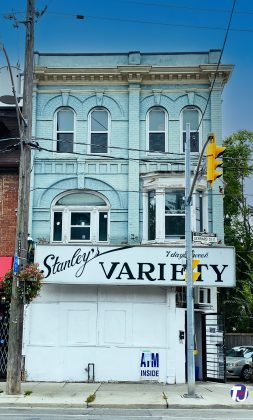 2020 - Stanley's Variety at 237 Gerrard St E