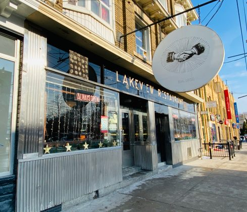 2019 - The Lakeview Restaurant at 1132 Dundas St W