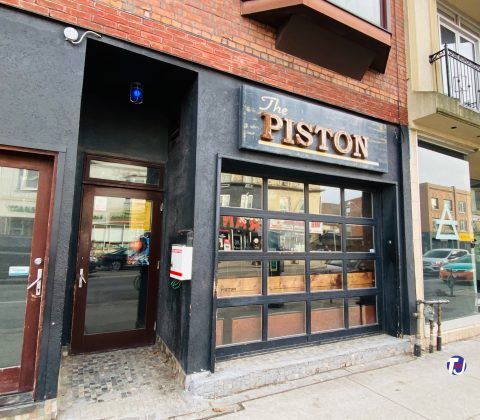 2019 - The Piston at 937 Bloor St W